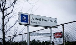 通用汽车宣布在底特律工厂进行电动取货