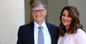 """比尔和梅琳达·盖茨已经决定了如何分配财富:""""离婚不是浪费钱的事"""""""
