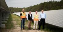 美国太阳能开发商在美国的后工业化土地上看到了机会