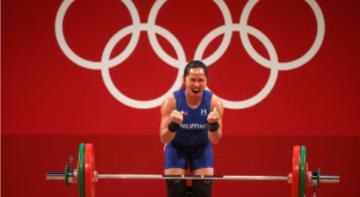 这是奥运运动员赢得奖牌的收入