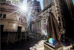 华尔街是近两年来最看涨股票的