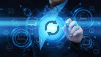 美联储主席鲍威尔之前市场反弹继续上涨;Salesforce 在购买区域领先 4 家盈利推动者