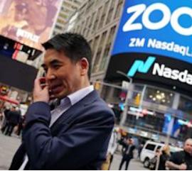 尽管盈利超出预期,Zoom 股价在盘后交易中暴跌