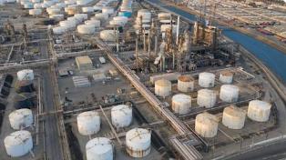 随着美国原油库存收紧,油价上涨至六周高位