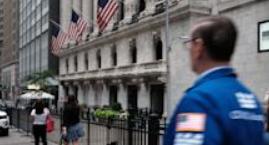 股市收低;标准普尔 500 指数连续一周下跌,因为 9 月抛售压力挥之不去